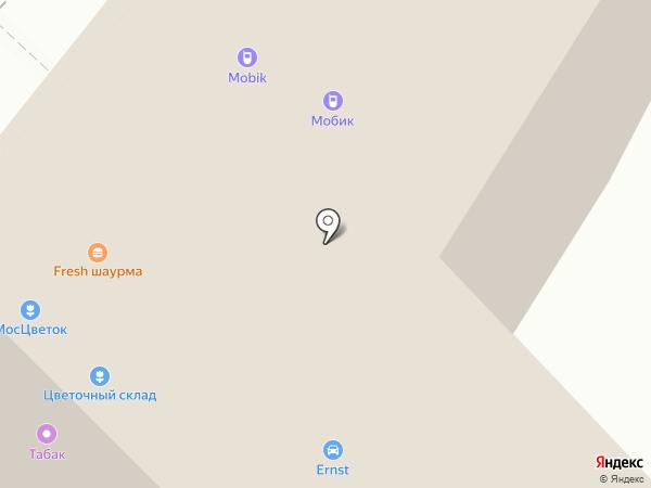 ART Zagar на карте Москвы