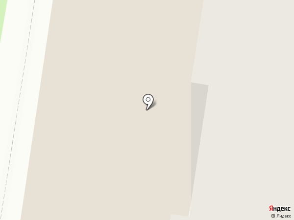 Тулавнешторг на карте Тулы