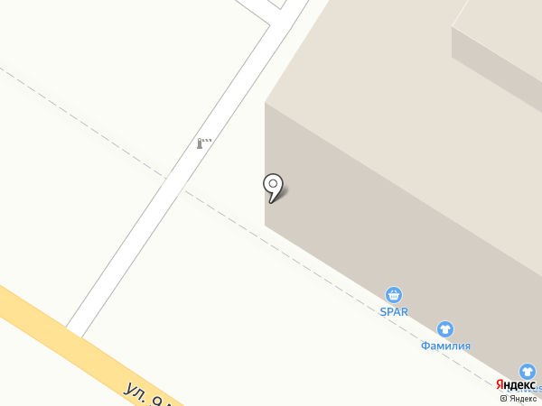 Пультовик на карте Тулы