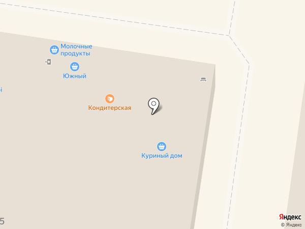 Магазин хозяйственных товаров на карте Тулы