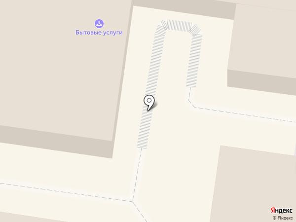 Магазин домашнего текстиля на карте Тулы