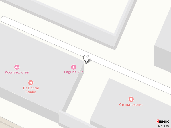 MED Клиника на карте Москвы