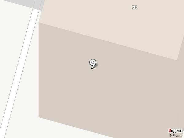 Арталия на карте Тулы