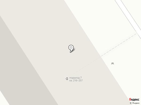 Спецтехсервис на карте Москвы