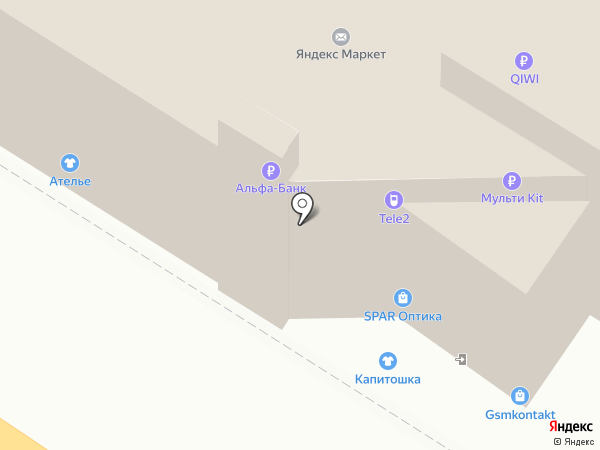 TIFFANY на карте Тулы