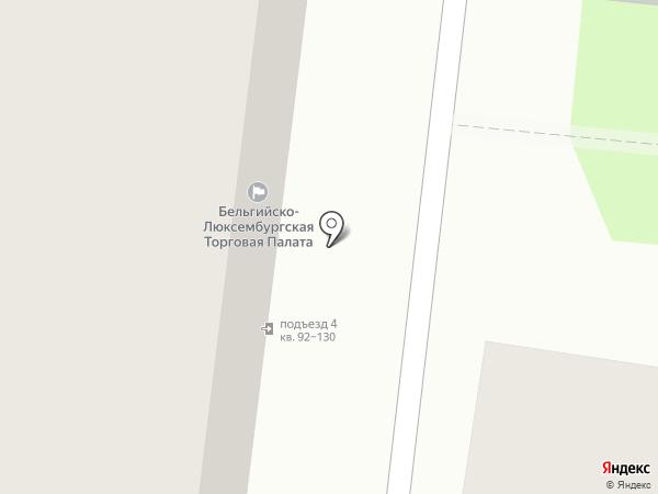 СтройНастил на карте Москвы