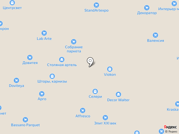 Mul-t-lock на карте Москвы