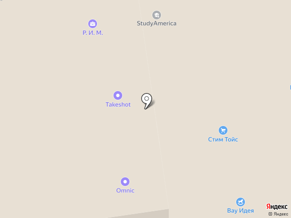GEEK SQUARE на карте Москвы