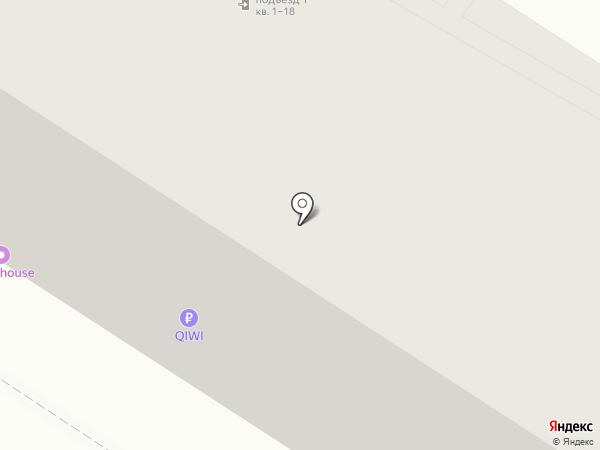 Шаурма на Болдина на карте Тулы
