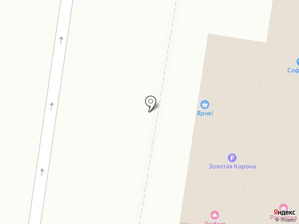 Магазин мелкой бытовой техники на карте Тулы