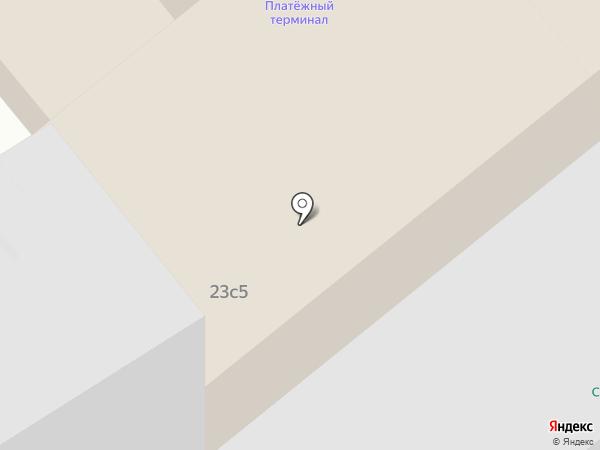Графский на карте Москвы