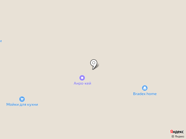 Sotis на карте Москвы