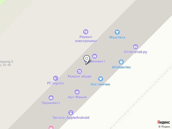 HolyLandShop.Ru на карте Москвы