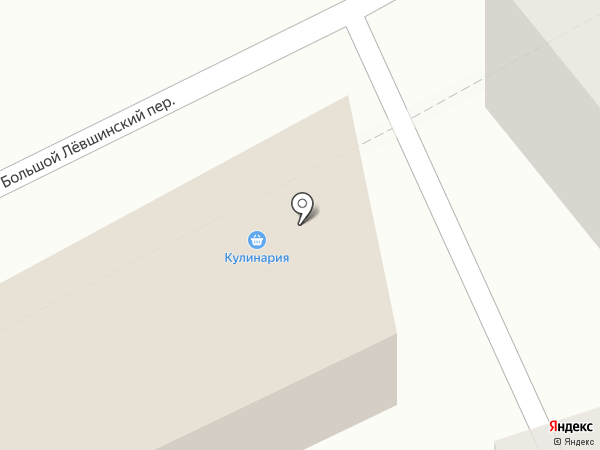 Тарас Бульба на карте Москвы