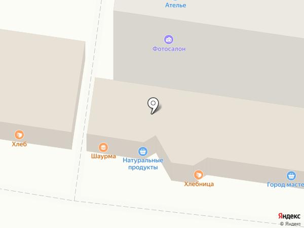 Застолье на карте Тулы