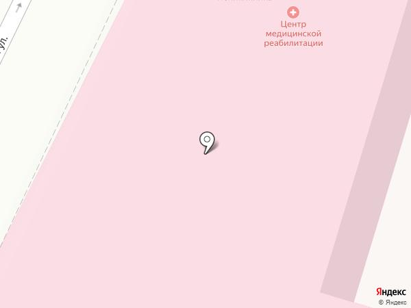 Кредо на карте Москвы