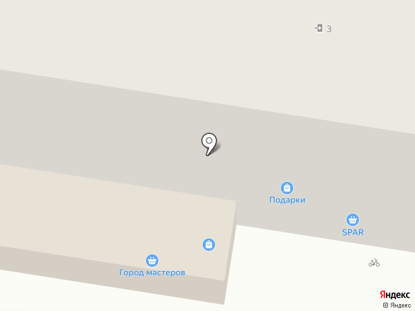 Мебельный салон на карте Тулы