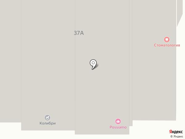 MARAFET-MARKET на карте Тулы