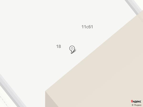 I Like Grill на карте Москвы