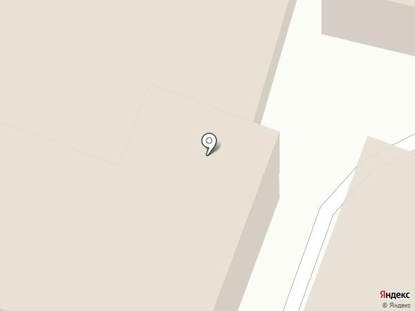 Хлебная лавка на карте Москвы