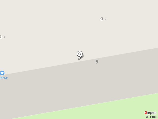 Меховое ателье-салон на карте Тулы