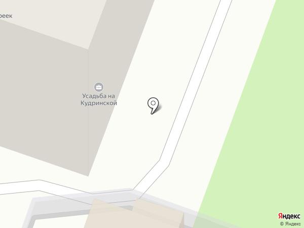 Виза Вип Сервис на карте Москвы