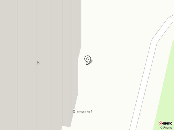 Магнит на карте Бутово