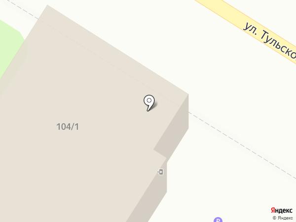 Qiwi на карте Тулы