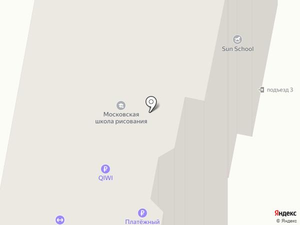 Аист-вет на карте Бутово