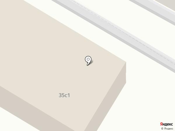 Окна Лиал Центр на карте Москвы