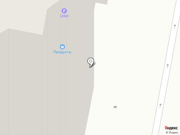 Ритм на карте Бутово