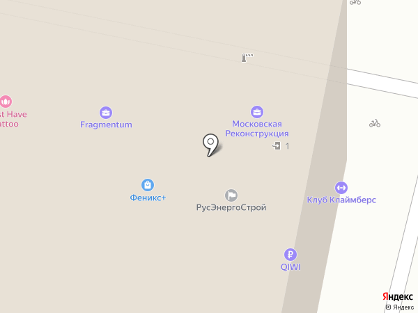 Luwak на карте Москвы