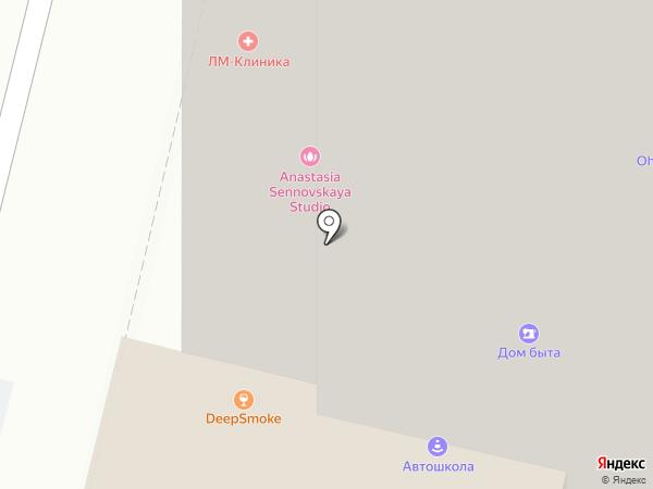Суши Дзен на карте Бутово