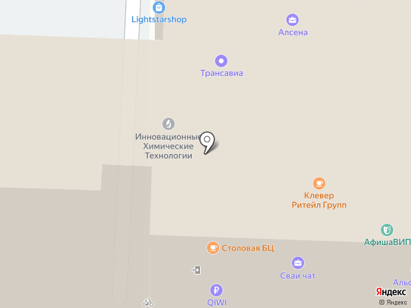 Tuning-MG на карте Москвы