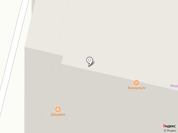 Киоск фастфудной продукции на карте Бутово
