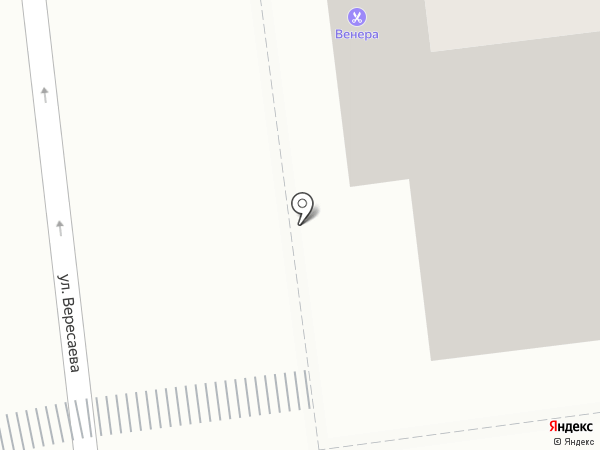Топтыжка на карте Тулы