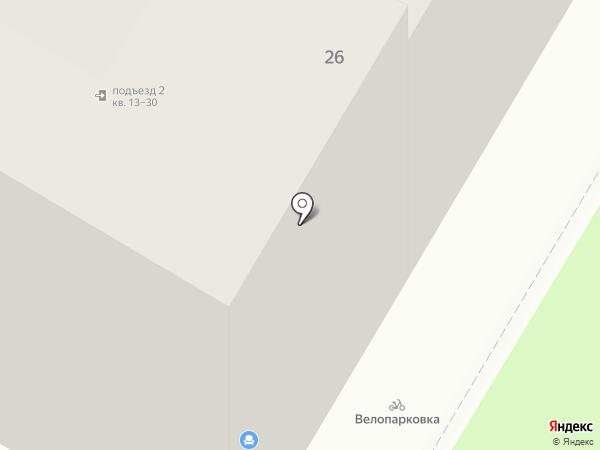 Частная Коллекция на карте Москвы