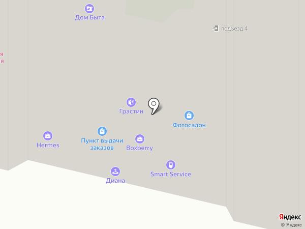 Дентал Парк на карте Бутово