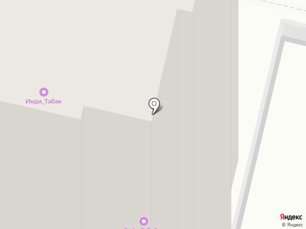 Аметист на карте Бутово