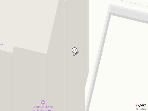 Дом Красоты на карте Бутово