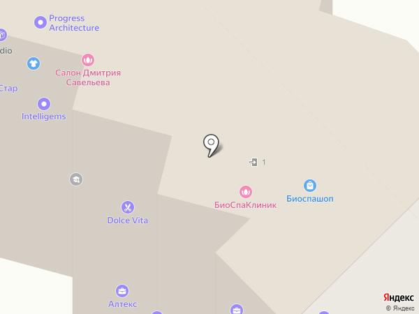 LAMINAT-HALL на карте Москвы