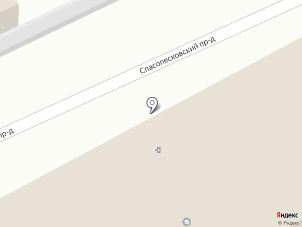 HoneyMoon на карте Москвы