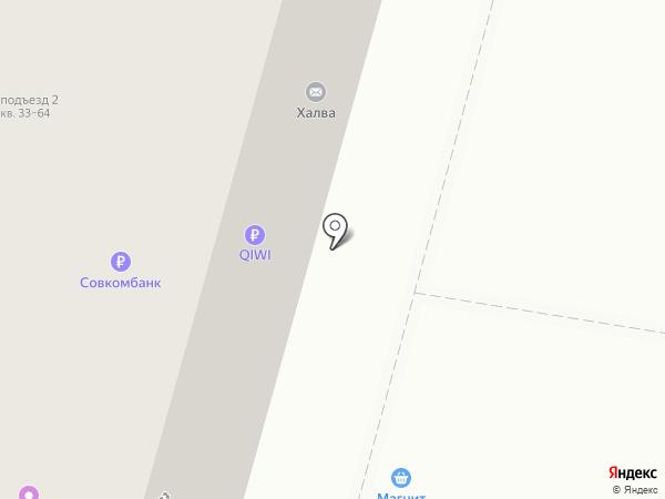 АЛМИ на карте Москвы
