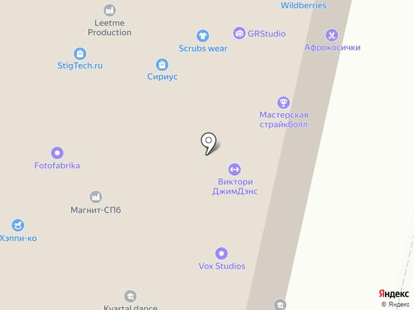 Двери Белоруссии на карте Москвы