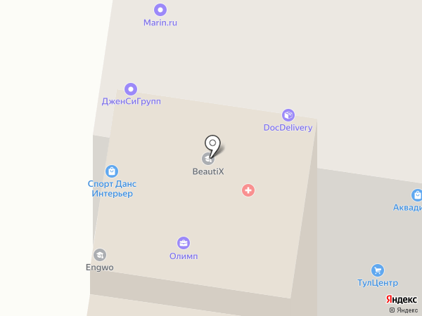 МосБио Инжиниринг на карте Москвы