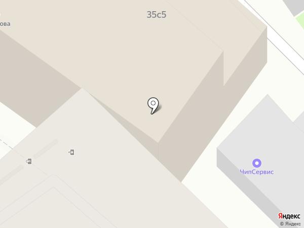 Вилладжио на карте Москвы