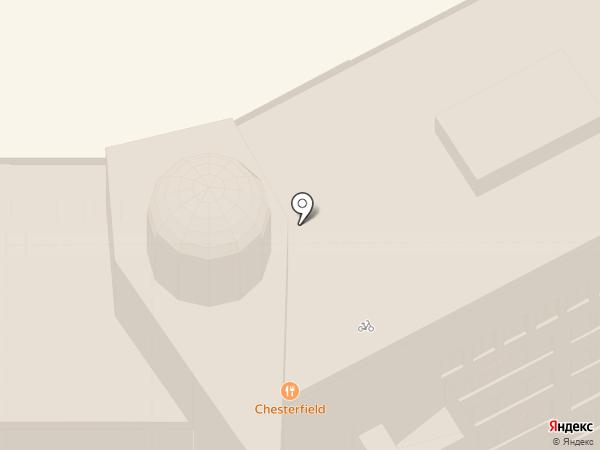 Представительство Администрации Липецкой области при Правительстве РФ на карте Москвы