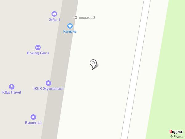 МояОкруга.РФ на карте Москвы