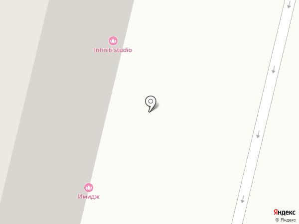 Имидж на карте Бутово