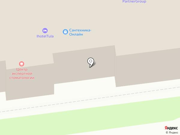 Пив Мир Бар на карте Тулы